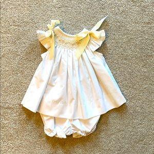 Girls Newborn Dress
